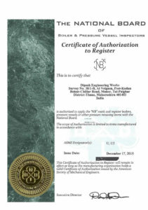 """NB"" CERTIFICATION"
