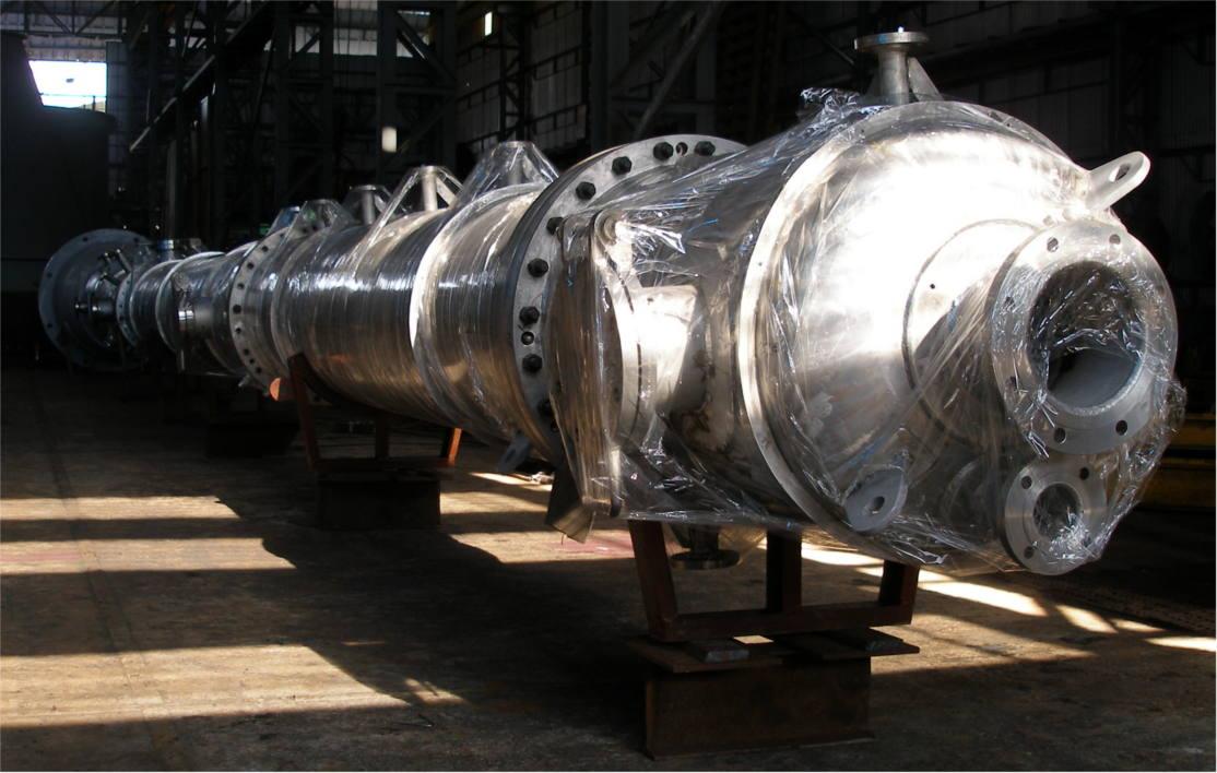 Alloy 20 Distillation Column