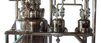 Skid Mounted Distillation System