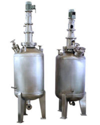 C-GMP Preinsulated Reaction Vessel
