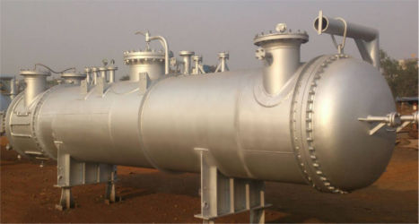 Heat Exchanger for Mathura Refinery